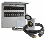 Reliance Controls 310CRK 10-Circuit Transfer Switch Kit