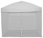 Shelterlogic 132174 Quik Shade Canopy Screen Panel Set, 100 Sq. Ft.