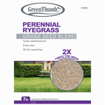 Barenbrug Usa TVPRG7 Perennial Ryegrass Seed Mix, 7-Lbs.