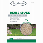 Barenbrug Usa TVSHD3 Dense Shade Grass Seed Mix, 3-Lbs.