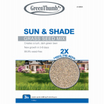 Barenbrug Usa TVSS3 Sun/Shade Grass Seed Mix, 3-Lbs.