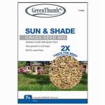 Barenbrug Usa TVSS7 Sun/Shade Grass Seed Mix, 7-Lbs.