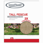 Barenbrug Usa TVTF25 Tall Fescue Grass Seed Mix, 25-Lbs.