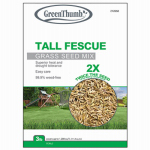 Barenbrug Usa TVTF3 Tall Fescue Grass Seed Mix, 3-Lbs.