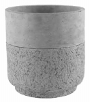 "Syndicate Home & Garden 7605-06-907 5.75"" Mod Cork Planter"