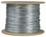 Bekaert 120656 Cattleman High-Tensile Brace Wire, 12-Gauge, 1,320-Ft.