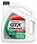 Bp Lubricants Usa 03849 GTX GAL15W40 Diesel Oil
