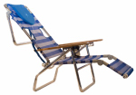 Deltess 3N1-1001S Versatile 3-In-1 Ostrich Beach Chair