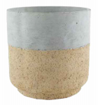 "Syndicate Home & Garden 7606-04-907 6.87"" Mod Cork Planter"