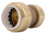 Sharkbite/Cash Acme UIP4016A Transition Coupling, .75-In. Copper Tube x .75-In. PVC