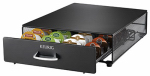 Keurig Green Mountain 120360 Under Brewer K-Cup Coffee Storage Drawer, Wheeled, Black