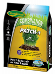 Dlf GREUN100 Patch-it Seed, Mulch & Fertilizer Combination, 3.75-Lbs.