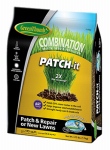 Dlf GREUN120 Patch-it Seed, Mulch & Fertilizer Combination, 3.75-Lbs.