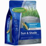 Dlf GREUN160 Premium Coated Sun/Shade Grass Seed, 3-Lbs.