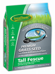 Dlf GREUN230 Green Thumb  Premium Coated Tall Fescue - Drought-Hardy for Transitional & South 3lb.