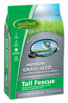 Dlf GREUN235 Premium Tall Fescue Grass Seed, Drought-Hardy, 7-Lbs.