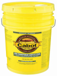 Cabot/Valspar 1307-08 Semi-Transparent Acrylic Stain Deep Base