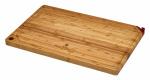 Texas Custom Grills TCGBCB Bamboo Cutting Board With Knife Sharpener