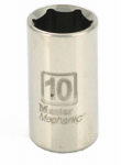Apex Tool Group-Asia 213162 1/4-Inch Drive 10MM 6-Point Socket
