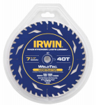 Irwin Industrial Tool 1934299 Circular Saw Blade, Carbide-Tipped, 7.25-In.
