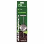 Luster Leaf 1630 Dial Soil Thermometer