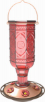 Classic Brands 76 Hummingbird Feeder, Jewel Red, 20-oz.