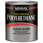 Minwax The 230004444 1/2-Pint Gloss Polyurethane Finish