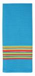 Mukitchen 6688-1545 19x28 BLU Waffle Towel