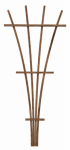 Panacea Products 82425 Wooden Fan Trellis, 72-In.