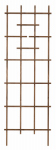 "Panacea Products 82426 72"" BRN Ladder Trellis"