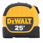 Stanley Consumer Tools DWHT36107 Tape Measure, 25-Ft.