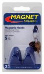 Master Magnetics 07599 2PC Neo BLU Magn Hooks