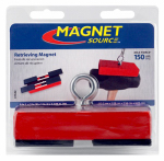 Master Magnetics 07542 150# retrieving magnet
