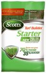 Scotts Lawns 21710 Scotts Turf Builder Starter Food for New Grass - Florida Fertilizer 1M
