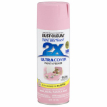 Rust-Oleum 249063 Painters Touch 2X Spray Paint, Satin Sweet Pea, 12-oz.