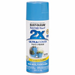 Rust-Oleum 277991 PT2X 12OZ Satin BLU Paint