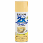 Rust-Oleum 249091 PT2X 12OZ Gloss or Glass Yellow Paint