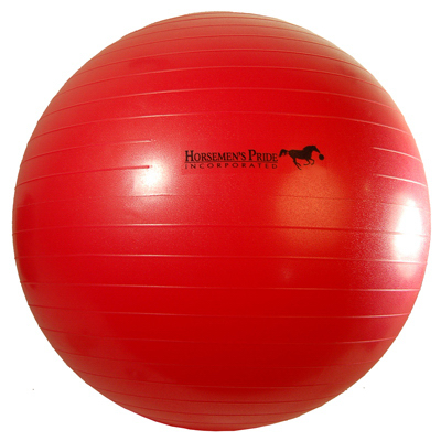 Horsemens Pride 425 Jolly Mega Ball, 25-In.