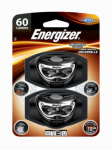 Eveready Battery ENHD32E2H Vision LED Headlamp, 2-Pk.