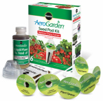 Aerogrow International 806501-0208 AeroGarden Heirloom Cherry Tomato Seed Pod Kit, 6-Pk.