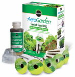 Aerogrow International 806604-0208 AeroGarden Salad Kit, 6-Pk.