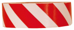 Hanson C H 17025 Red and White Stripe Flagging Tape