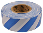 Hanson C H 17065 Blue and White Stripe Flagging Tape