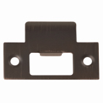 Belwith Products 1040-VB Door T-Strike, Vintage Bronze, 1-1/8 x 2.75-In.
