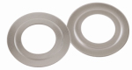 Belwith Products 1165-SN Bore Adapter Plate, Satin Nickel