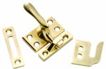 Belwith Products 1432 Casement Window Lock, Polished Brass
