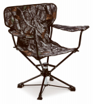 Mac Sports ZCW-100 Camo Swivel Chair, Soft Arms