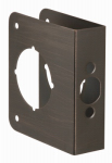 Belwith Products 2051-VB Door Reinforcer, Vintage Bronze,. 4.5-In.
