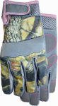 Midwest Quality Gloves 149RT-8 Ladies Medium Camo Glove