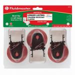 Fluidmaster 501R3P8 3PK 501 Toilet Flapper